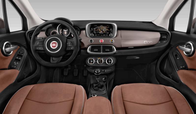 Fiat 500X senza anticipo